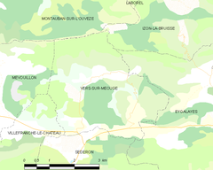 Map commune FR insee code 26372.png