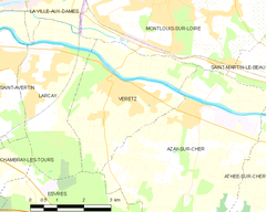 Map commune FR insee code 37267.png