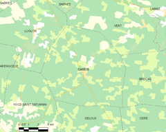 Map commune FR insee code 40105.png