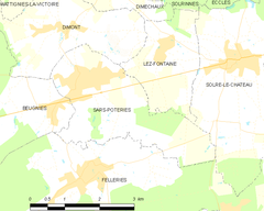 Map commune FR insee code 59555.png