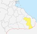 Map of Geumgang-Gun.png