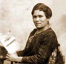 Feminismo socialista versus feminismo aristocrático: la opinión de María Cambrils