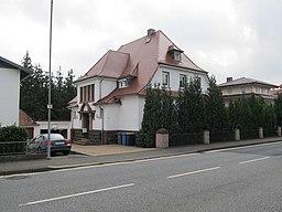 Marburger Straße in Biedenkopf