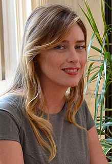 Maria Elena Boschi Italian lawyer and politician