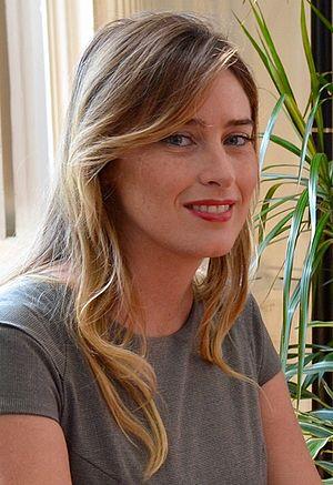 Maria Elena Boschi - Image: Maria Elena Boschi crop 2016