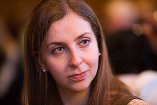 Maria Konnikova Russian-American writer and psychologist