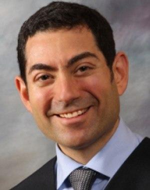 Mariano-Florentino Cuéllar - Cuéllar's official California Supreme Court photo.