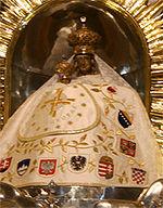 Holy image of Magna Mater Austriae