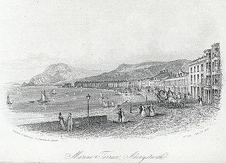 Marine Terrace, Aberystwith