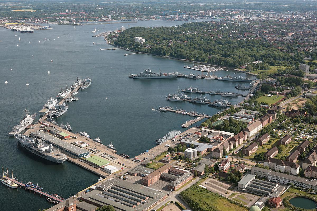 Marinestützpunkt Kiel – Wikipedia