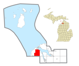 Marion Township, Charlevoix County, Michigan Civil township in Michigan, United States