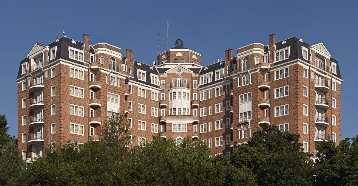 Marriott Wardman Park - Wikipedia