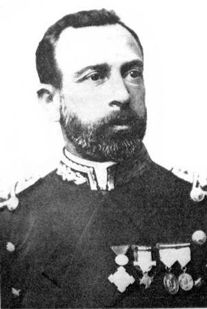 Comodoro Rivadavia - Commodore Martín Rivadavia