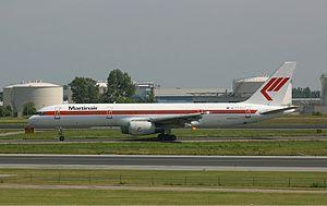 Martinair Boeing 757 Spijkers.jpg