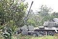 Martyrs' Cemetery, Zhengzhou 11 Chinese AAA Anti-Aircraft Artillery.jpg