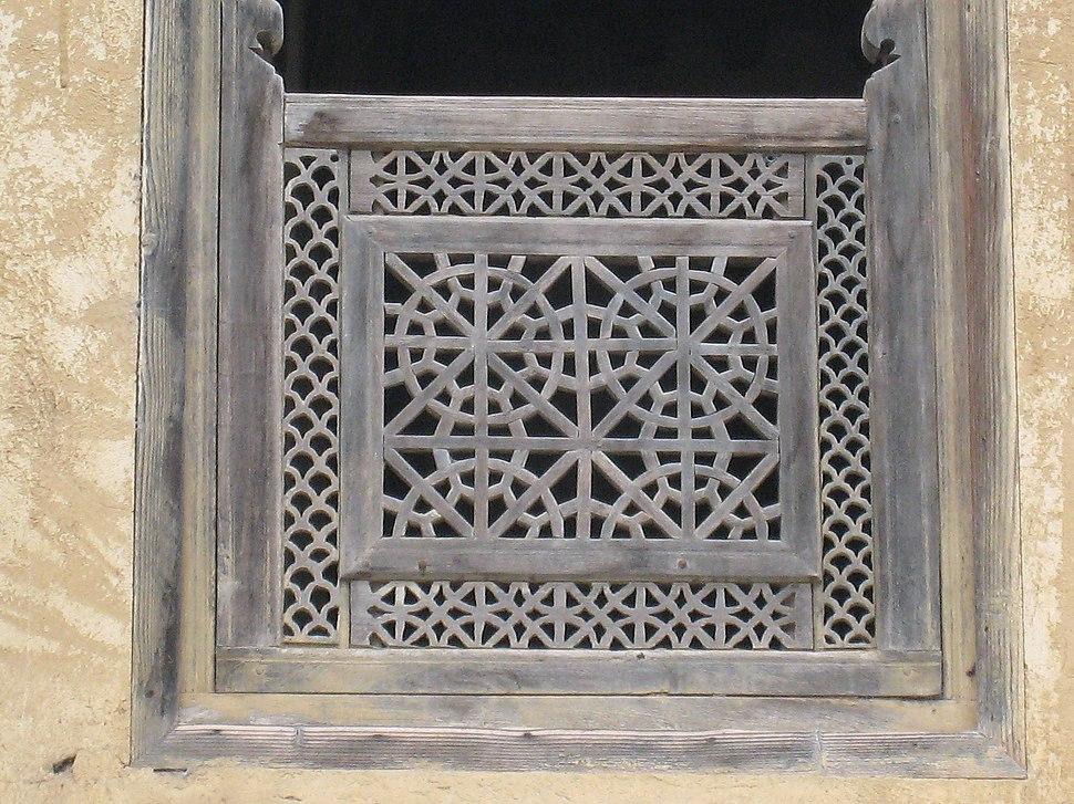 Masuleh Window