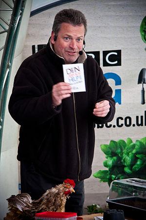 Matthew Biggs - Biggs in May 2010