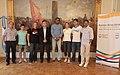 Mauricio Macri recibió al atleta cubano Javier Sotomayor.jpg