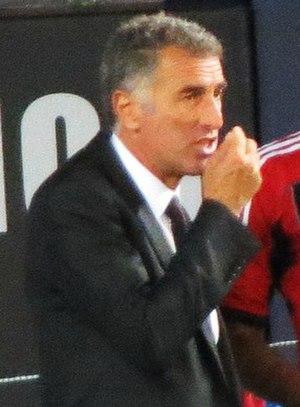 Mauro Tassotti - Tassotti assisting for Milan