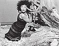 Maya Deren from the still in the film At Land (1944).jpg