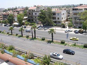 Mezzeh - Mazzeh Highway