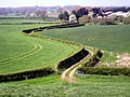 Meandering track to Crimps Farm - geograph.org.uk - 1261011.jpg