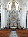 Mechelen Saint Peter's and Paul's Church Altar and tabernacle 04.JPG