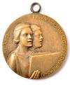 Medal. Song Festival - 1926 - T. Zalkalns. obverse.png