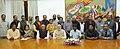 Media Persons from Chhattisgarh and Jharkhand call on the Prime Minister, Shri Narendra Modi, in New Delhi on December 02, 2015 (1).jpg