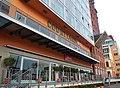 MedienHafen in Düsseldorf, Courtyard Marriott Düsseldorf - panoramio.jpg