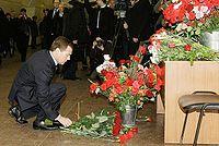 Medvedev at Lubyanka metro station 1.jpeg