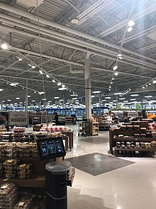 cfbba48ae64 Interior of Meijer store  33 in Traverse City