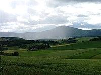 Melgum and Cot Hill - geograph.org.uk - 37286.jpg