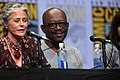 Melissa McBride & Lennie James (35339698673).jpg