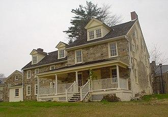 Cheyney, Pennsylvania - Melrose at Cheyney University
