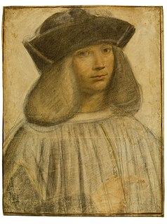Francesco Melzi Italian painter (1491-1568)
