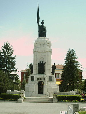 Memorial Veliko-Tarnovo