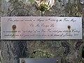 Memorial plaque - geograph.org.uk - 137490.jpg