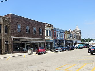 Mendota, Illinois - Illinois Avenue
