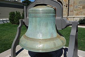 Meneely Bell Foundry - Memorial in Watertown, Massachusetts, USA.