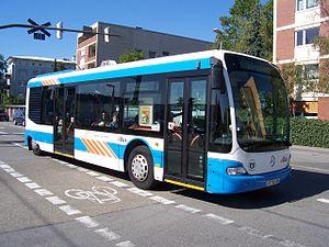 Viernheim - Viernheimer Stadtbus