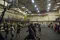 Mesa Verde Marines, Sailors enjoy hangar bay basketball 140628-M-MX805-035.jpg