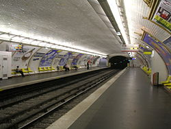 Maison Blanche (Paris Metro)