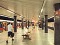 Metro station in Prague.jpg