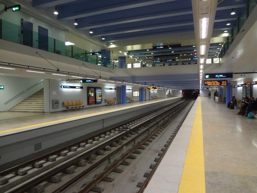 Reboleira (Lisbon Metro)