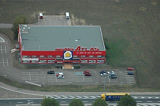 Avermes Commune in Auvergne-Rhône-Alpes, France