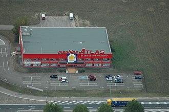 Avermes - The Atlas factory