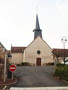 L'église Saint-Jean-Porte-Latine en 2017.