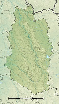 Meuse department relief location map.jpg