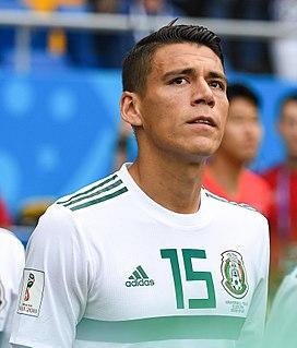 Héctor Moreno Mexican footballer